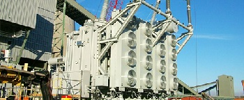 Conventional power plants Transformer