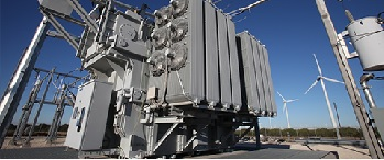 Renewable Energy Plant Transformer